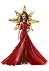 Barbie Colección Felices Fiestas Morena
