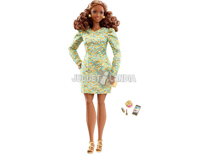 Barbie Look Colección Turquesa Mattel DYX64