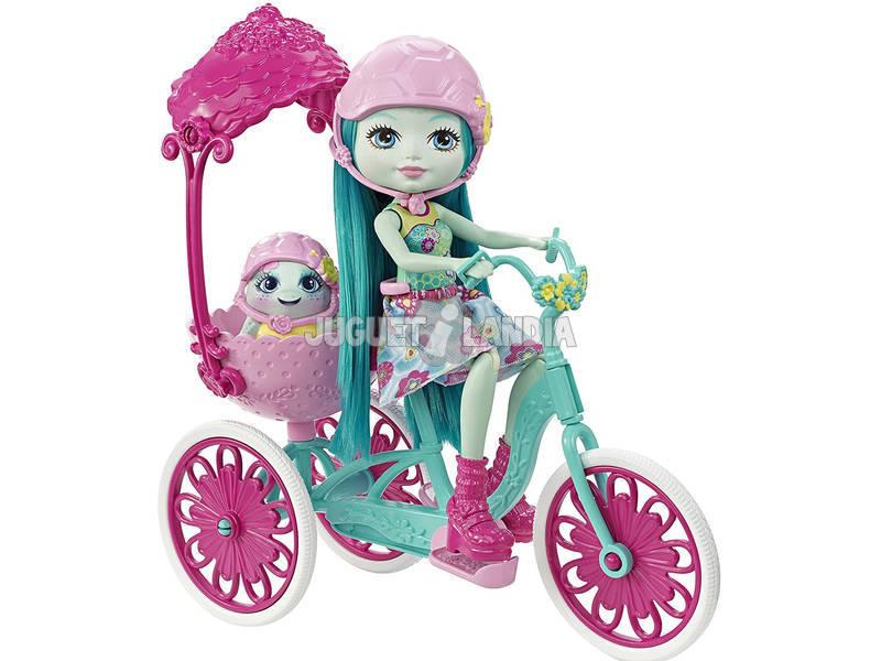 Enchantimals Ride Bike 15X15X6cm Mattel FCC65