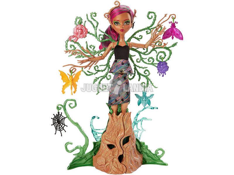 Monster High Ninfa Treesa Thornwiillow Mattel FCV59