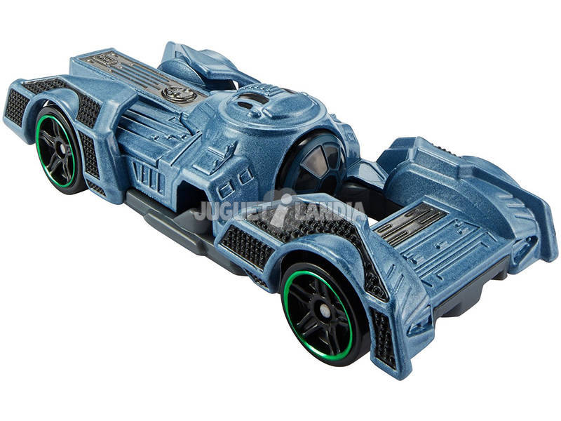 acheter star wars e8 voiture spaciale hot wheels juguetilandia. Black Bedroom Furniture Sets. Home Design Ideas