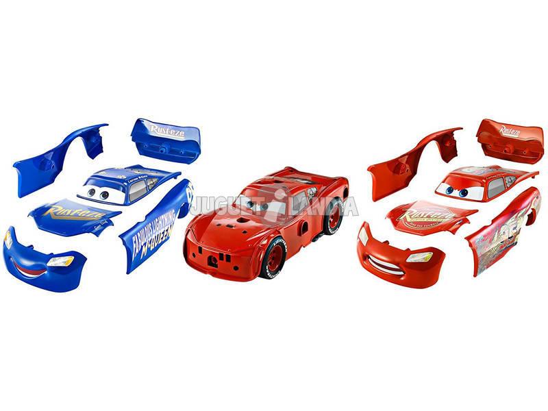 Cars Rayo McQueen Taller De Tunning Mattel FCV95