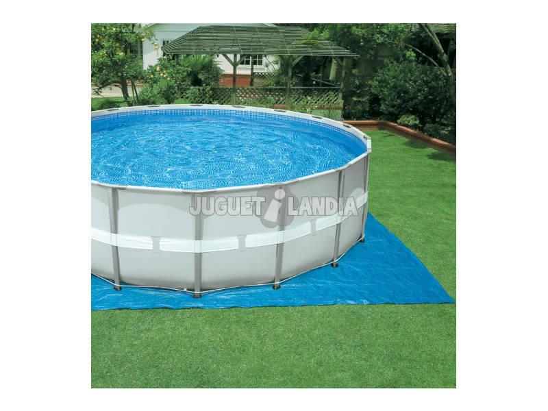 Acheter piscine hors sol ultra frame 488x122 cm intex for Acheter piscine intex