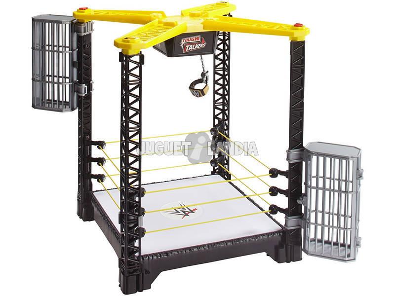 Figuras WWE Grande Ringue De Campeonato Mattel FFH41