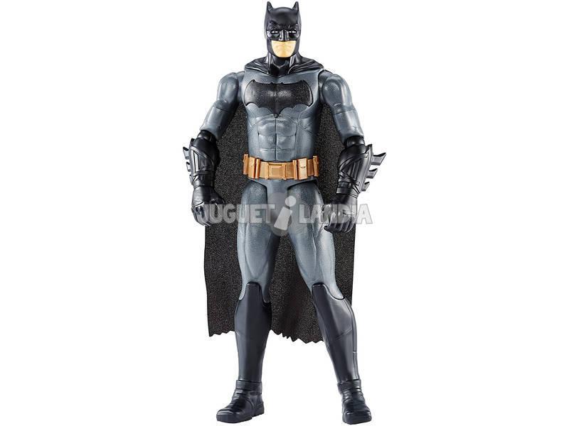 Figura Articulada Batman 30 cm Liga da Justiça Mattel FGG79