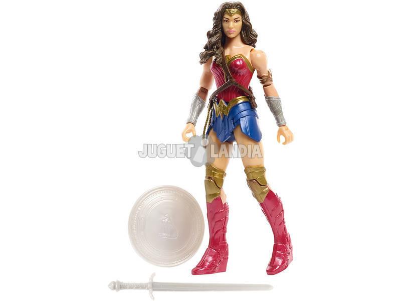 Figuras Assorted Liga da Justiça 15 cm Mattel FGG60