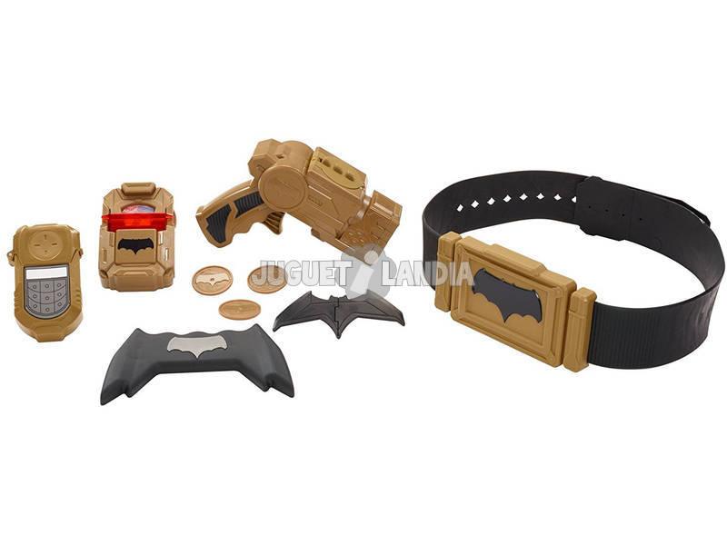 Liga da Justiça Cinturão de Super - herói Mattel FGM14