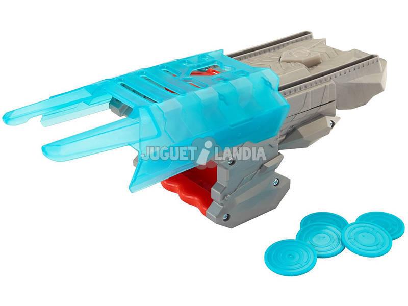 Liga De La Justicia Guante Super Lanzador Mattel FGM32