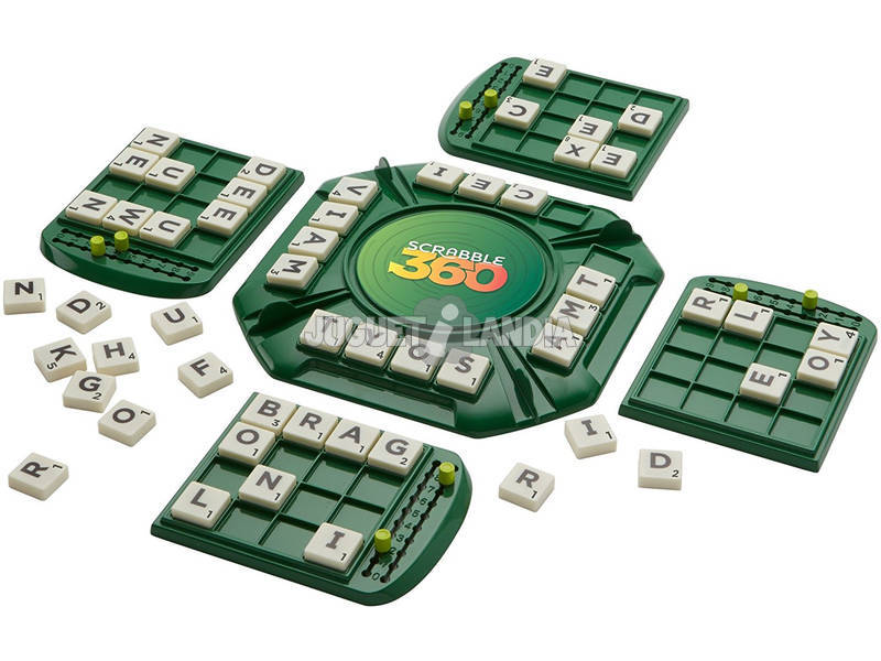 Scrabble 360º