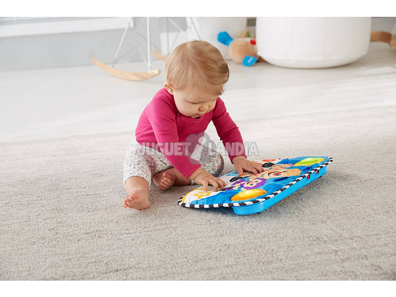 acheter fisher price piano coup de pied petit chien mattel fhj40 juguetilandia. Black Bedroom Furniture Sets. Home Design Ideas