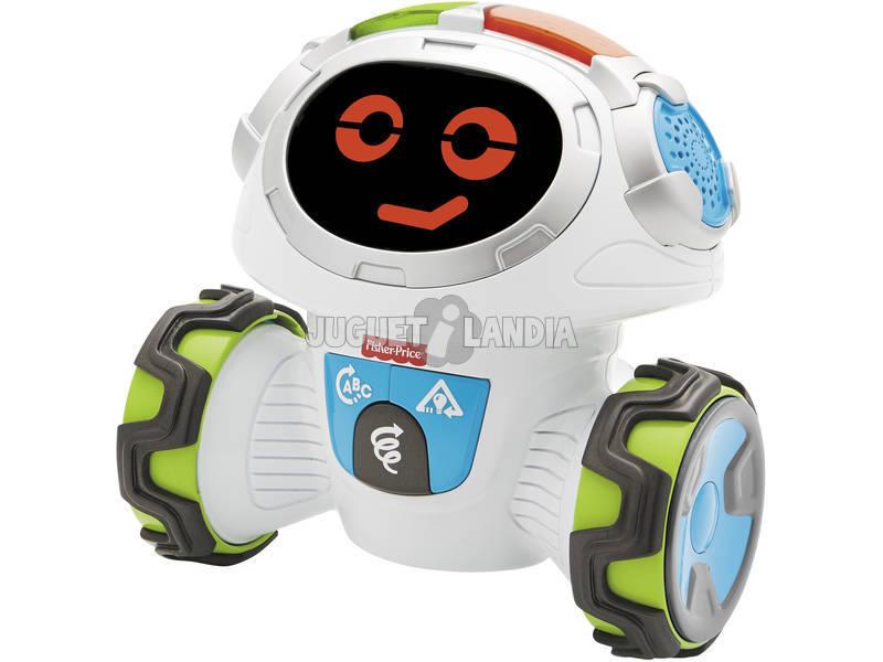 Movi Fisher Price Súper Robot Mattel FPD04