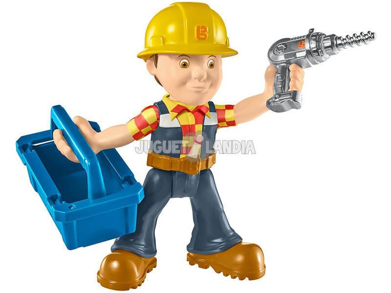 Bob El Constructor Figura De Ferramentas