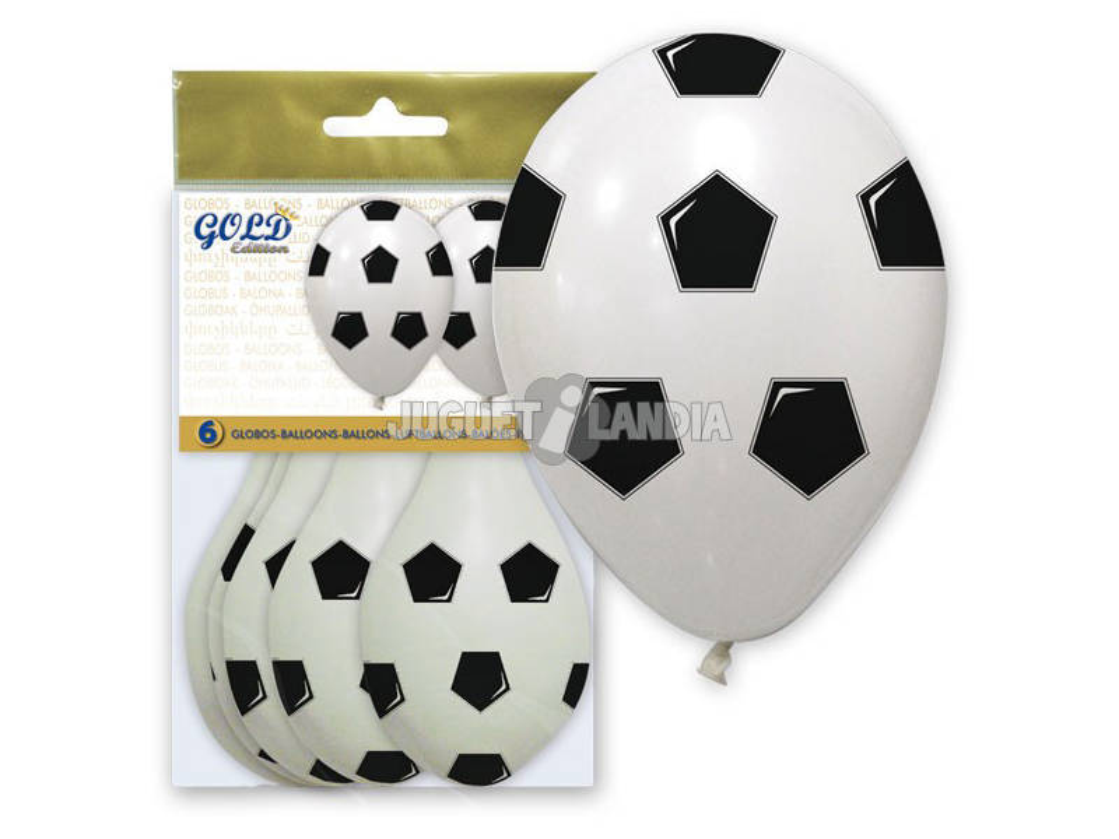 Globos Hinchables Gold Futbol Globolandia 5737