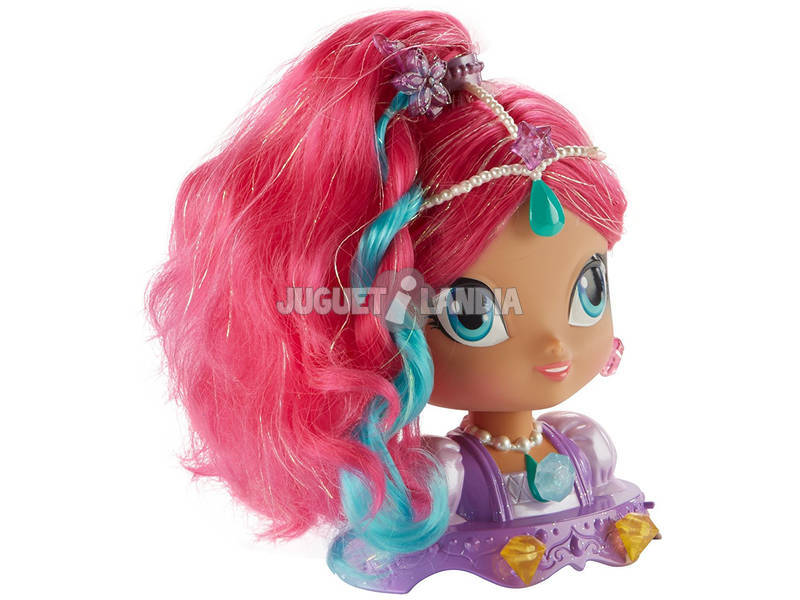 Shimmer and Shine Busto 20X14cm Mattel FLV03