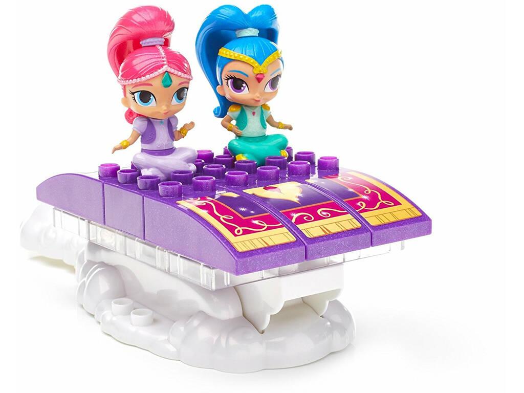 Megabloks Shimmer And Shine Alfombra Mágica Mattel DXH14