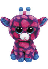 Peluche Giraffa Rosa 15 cm Ty