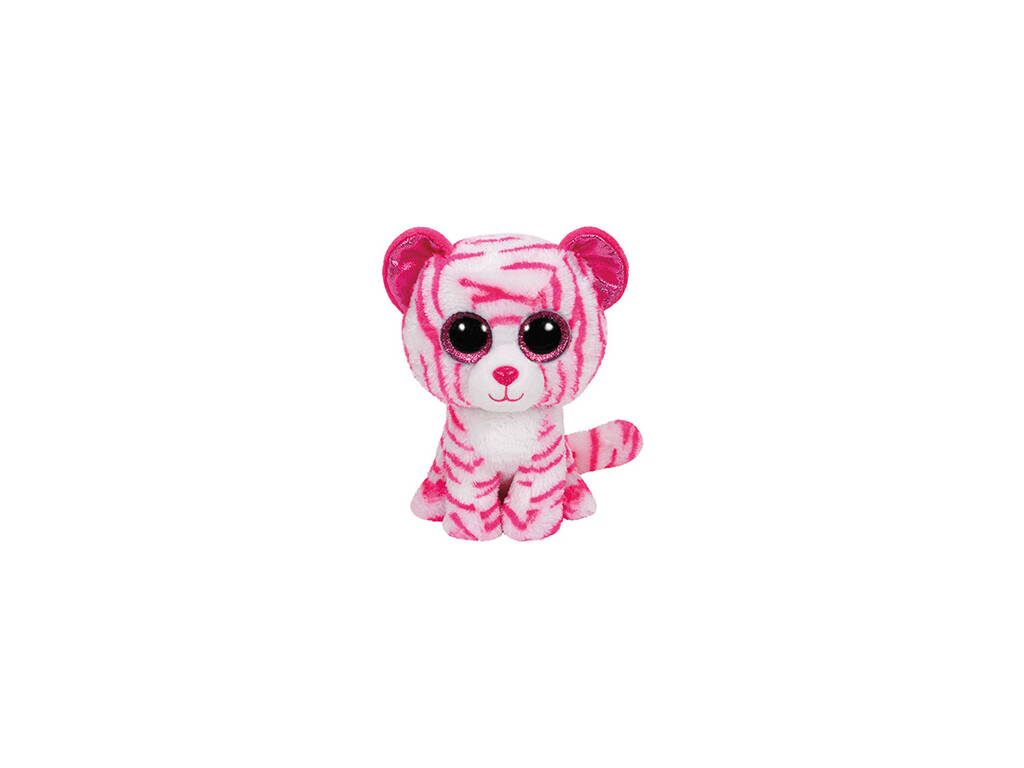Peluche Tigre Branco 15 Cm Ty - Juguetilandia e4a4046d96