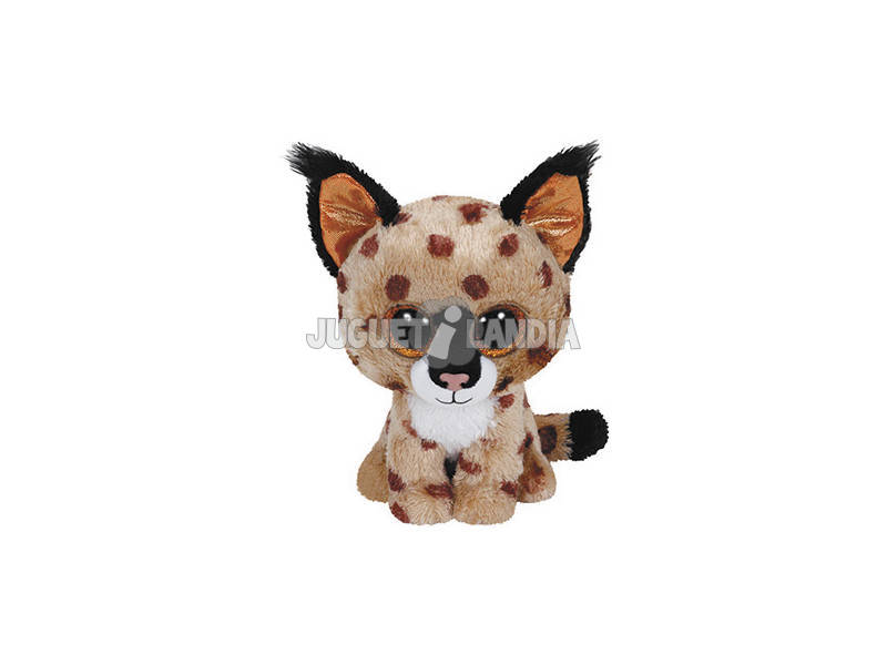 Peluche Lince 15 Cm Ty