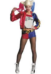Déguisement Adulte Harley Quinn