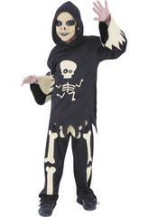 Kostüm Skelett Mit Beweglichen Augen T-S Rubies S8372-S
