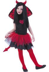 Disfraz Diablesa Tutuween T-L Rubies S8412-L