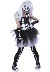 Déguisement Squelette Tutuween Taille S