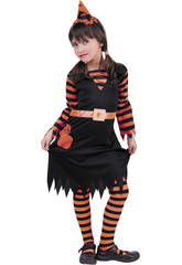 Costume Witchy Patch Arancione M