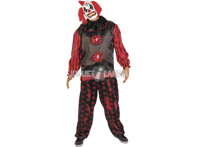 Disfraz Adulto Payaso Siniestro Rubies S8359