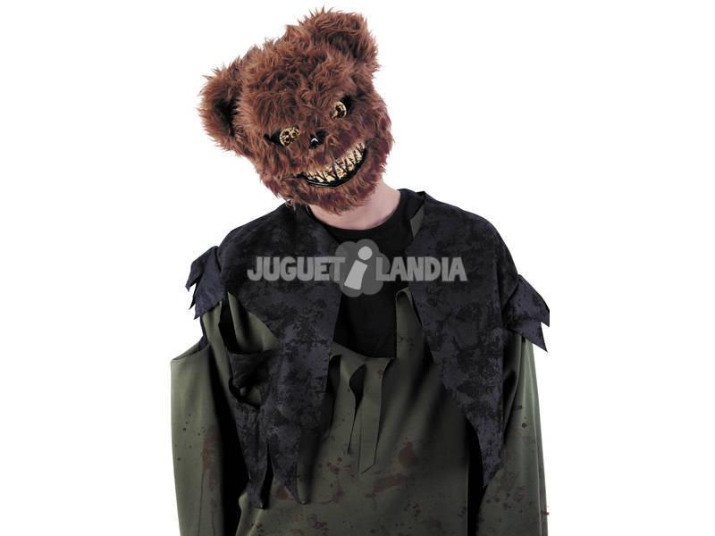Máscara Urso Louco Sangrento Rubies S5143