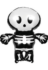 imagen Esqueleto Hinchable 60 cm. Rubies S43