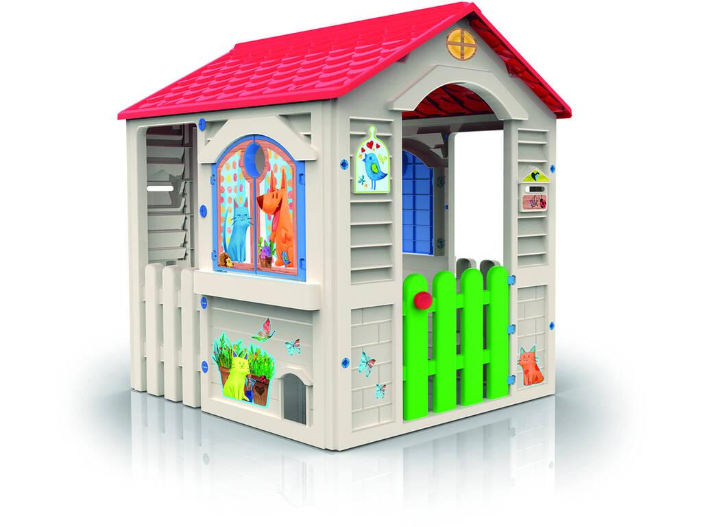 Casinha De Campo Infantil Chicos 89607