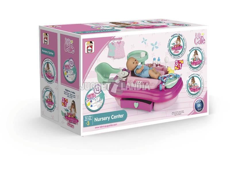 Nursery 3 em 1 Chicos 87457