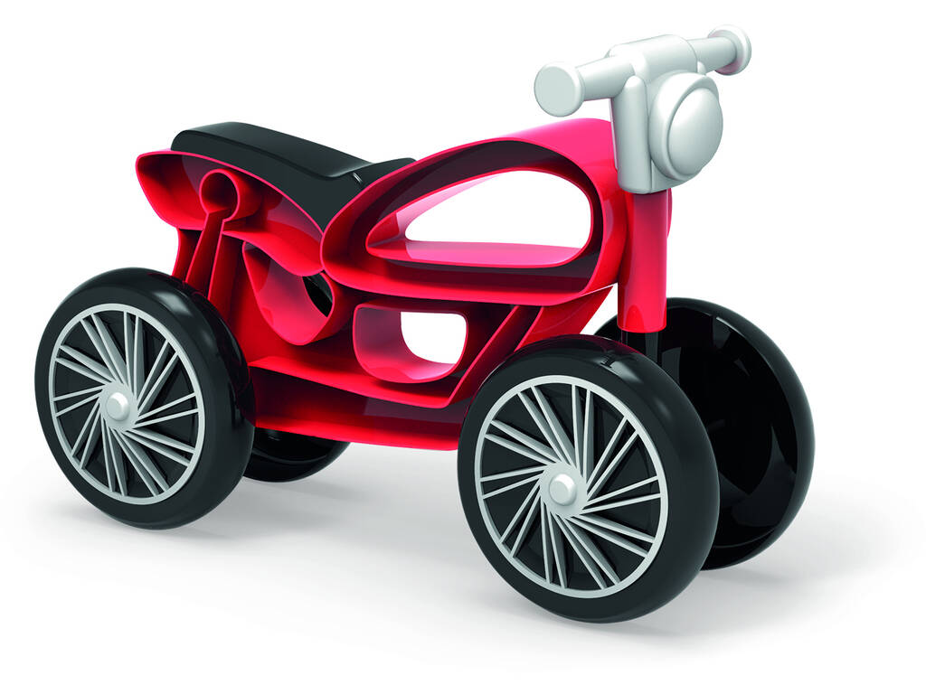 Correpasillos Mini Custom Rojo Chicos 36006