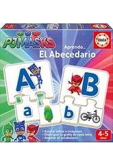 J'apprends l'Alphabet PJ Masks Educa 17251