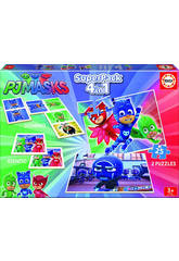Superpack PJ Masks Educa 17258