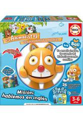 imagen Educativo Electronico Animalisto Haku Bali La Gatita - Inglés Educa 17248