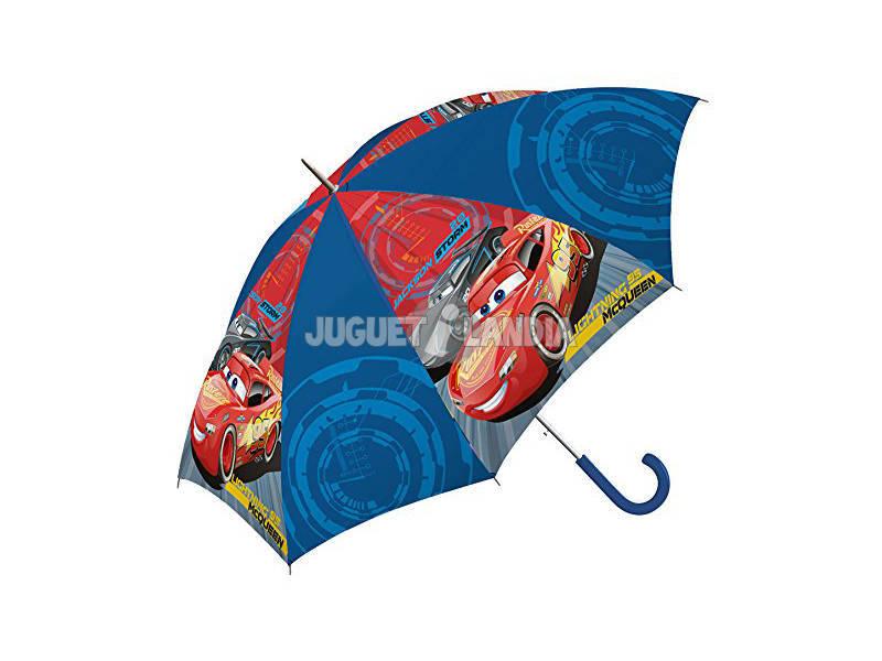 Cars 3 Chapéu - de - chuva Automático Campana 48 cm. Kids Euroswan WD19068