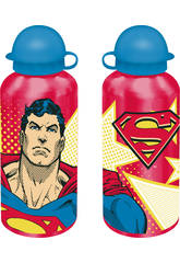 Batman y Superman Cantimplora Aluminio 500 ml Kids Euroswan DC16022
