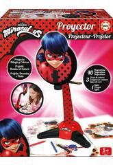 Ladybug Projecteur Educa Borras 17415