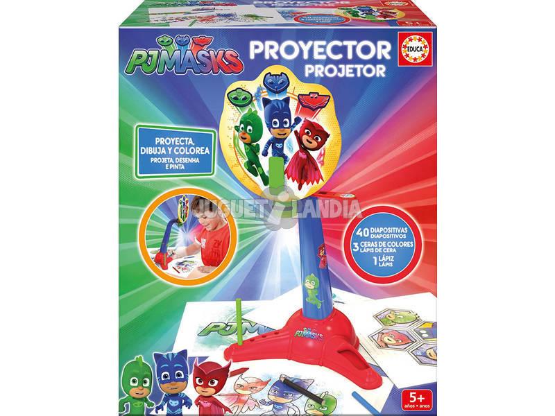 PJ Masks Proyector Educa Borras 17416