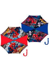 Parapluie Automatique 48/8 Spiderman Bisetti SM11569