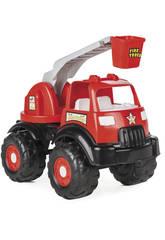 Camion Bomberos 26x44x30 cm.