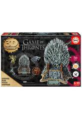 Puzzle 3D Monument Game Of Thrones Educa 17207