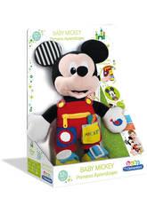 Mickey Mouse Peluche Prima Infanzia Clementoni