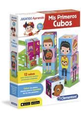 imagen Jugando Aprendo Mis Primeros Cubos Clementoni 55115