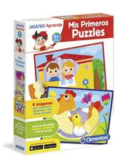imagen Jugando Aprendo Mi Primer Puzzle Clementoni 55116