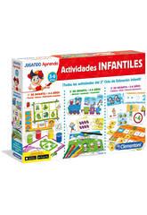 Aktivitäten für Kinder 1. 2. 3. Clementoni 65557