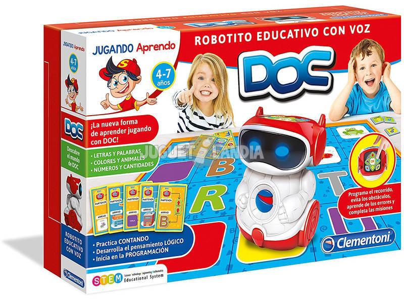 Doc, O Robô Clementoni 55176.7