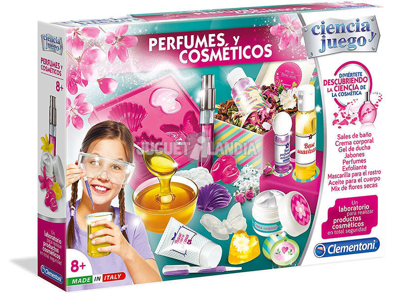 Laboratório de Perfumes e Cosméticos