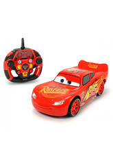 Radio Contrôle Cars 3 Flash McQueen 1:16 Dickie Toys 203086005038